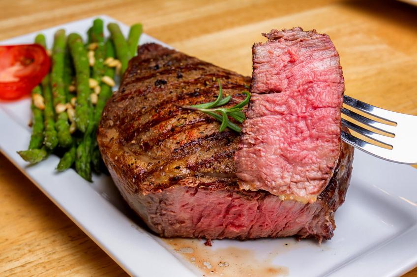 Organic Meat Suppliers Southfield MI - Judd Organic Angus Farms - steak-cut