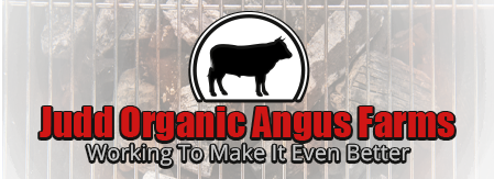 Judd Organic Angus Farms